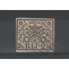 1852 STATO PONTIFICIO - 2...