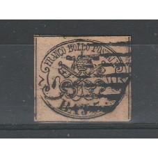 1852 STATO PONTIFICIO - 3...