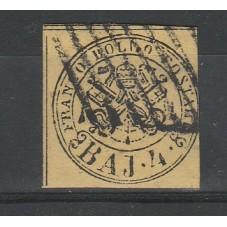 1852 STATO PONTIFICIO - 4...