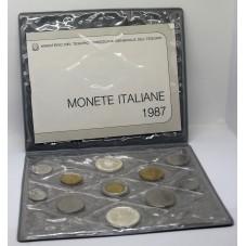 1987 REPUBBLICA ITALIA...