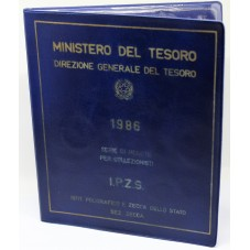 1986 REPUBBLICA ITALIA...