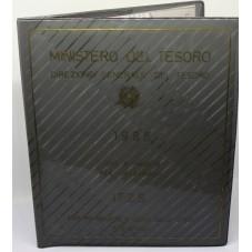 1985 REPUBBLICA ITALIA...