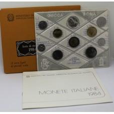 1984 REPUBBLICA ITALIANA...