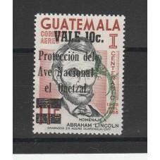 1974 GUATEMALA  PROTEZIONE...