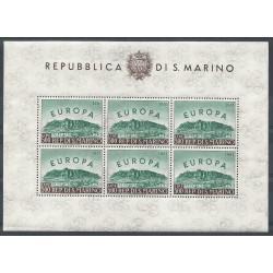 1961 SAN MARINO EUROPA...