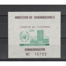 COLOMBIA 1962...