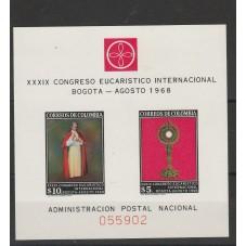 COLOMBIA 1968 CONGRESSO...