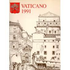 1991 VATICANO LIBRO...