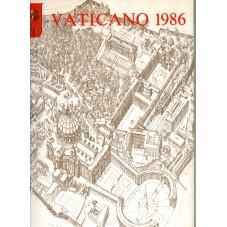 1986 VATICANO LIBRO...