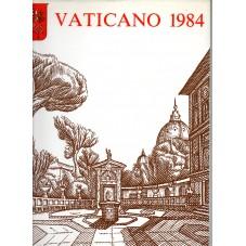 1984 VATICANO LIBRO...