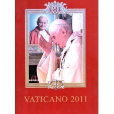 2011 VATICANO LIBRO...