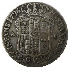 1796 NAPOLI FERDINANDO IV...