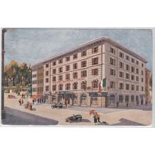 CARTOLINA MILANO HOTEL...