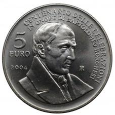 2004 SAN MARINO 5 EURO...