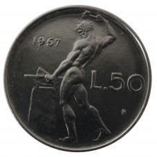 1967 REPUBBLICA ITALIANA...