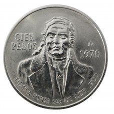 1978 MEXICO MESSICO CIEN...