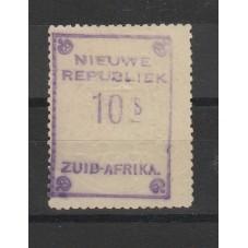 NUOVA REP. AFRICANA 1887...
