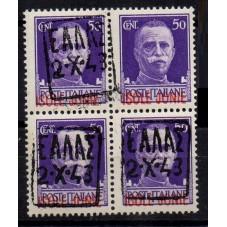 1943 ZANTE AMMIN. CIVILE...