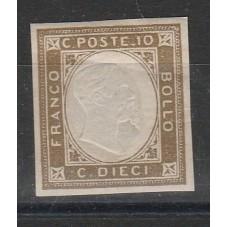 1861 PROVINCE NAPOLETANE 10...