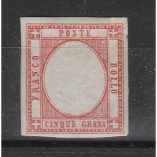 1861 PROVINCE NAPOLETANE 5...