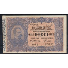 1918 - 07 - 29 BANCONOTA...