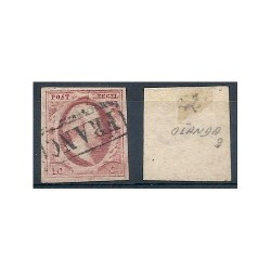 1852 OLANDA NEDERLAND CENT...