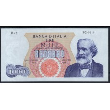 1968 - 01 - 04 BANCONOTA...