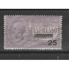 1917 REGNO ESPRESSO URGENTE...
