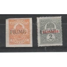 1918-19 FIUME  X...