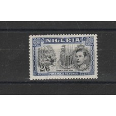 NIGERIA 1938 EFFIGE GIORGIO...