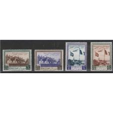 1951 SOMALIA AFIS SERIE 1...