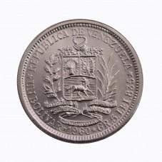 1960 VENEZUELA 1 BOLIVAR -...