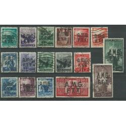 1947 - 48 TRIESTE A SERIE...