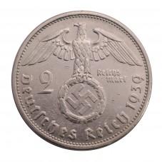 1939 DEUTSCHES REICH MONETA...
