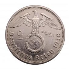 1938 DEUTSCHES REICH MONETA...