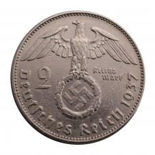 1937 DEUTSCHES REICH MONETA...