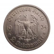 1934 GERMANIA 5 MARCHI...