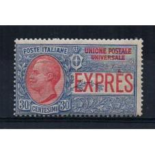 1908 REGNO ESPRESSO 30 CENT...