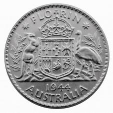 1944 AUSTRALIA GIORGIO VI 1...