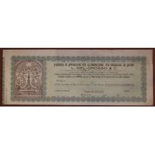 1904 TITOLO AL PORTATORE -...