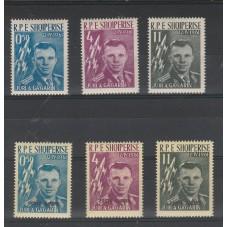 1962 ALBANIA  SPAZIO...