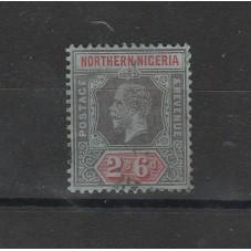 NORTHERN NIGERIA 1912...