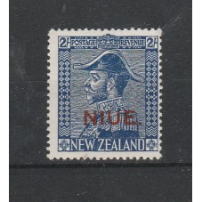 NIUE 1927 GEORGE V...