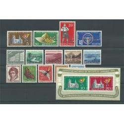 1955 SVIZZERA ITZERLAND...