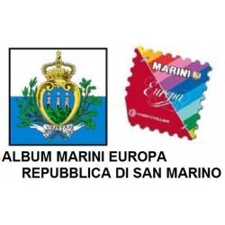 1997 / 2001 FOGLI ALBUM...