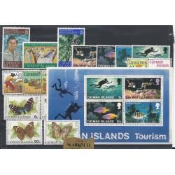 CAYMAN ISLANDS 1977 YEAR...