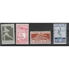 1940 TURCHIA GIOCHI...