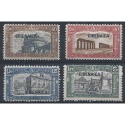1927 CIRENAICA SERIE...