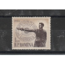 1955  ROMANIA  CAMPIONATI...