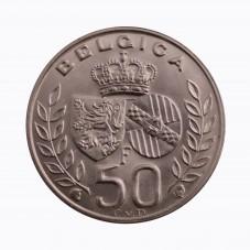 1960 BELGIO 50 FRANCS...